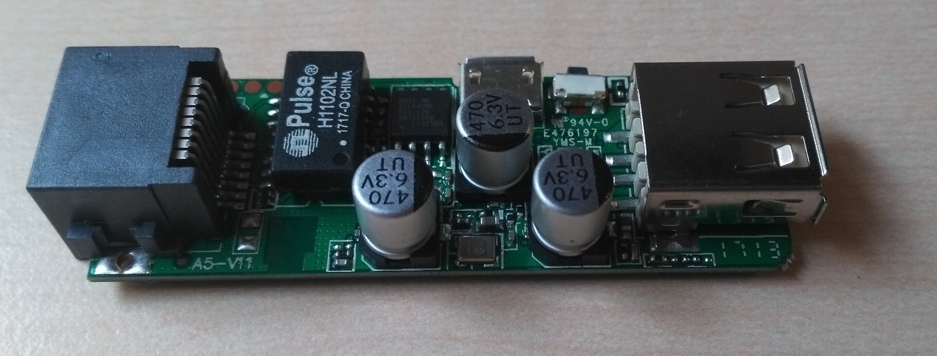 Analysis of Mini 3G/4G WiFi Wireless Router (A5-V11) – NM