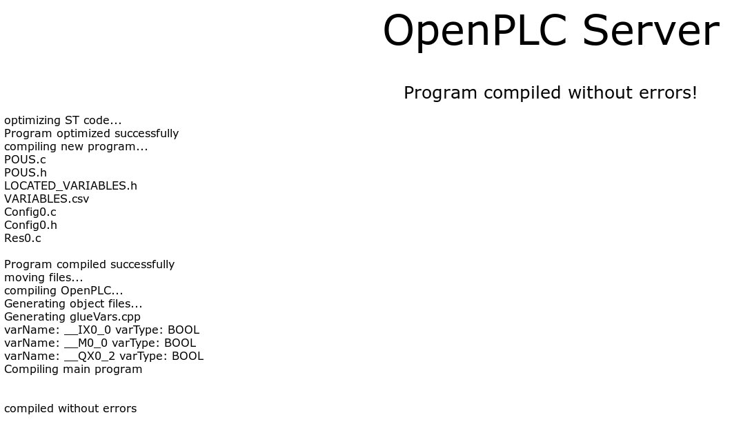 Setting-up OpenPLC – NM-Projects